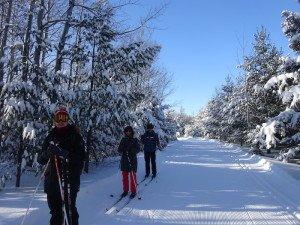 -2020-01-14 Canada Chicoutimi Parc de la rivière du Moulin Ludo Vero Patrick DSC02669
