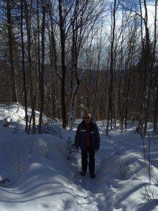 IMG_3107 2020-01-05 Canada Ste Brigitte de Laval - Sentier du montagnard - Patrick