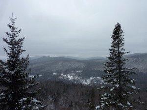 P1070761 2020-01-06 Canada Ste Brigitte de Laval - Sentier de la montagne à 2 têtes